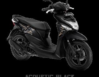 Pilihan Warna Baru Honda BeAT POP Hitam 2018