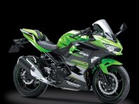 All New Ninja 250 SE 2018 Hijau