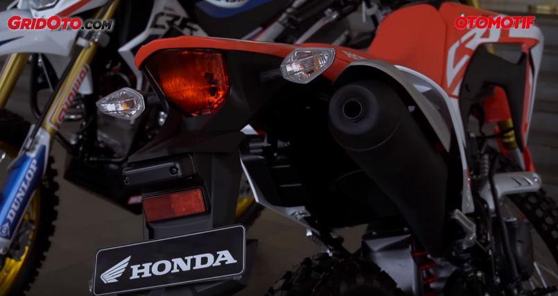 Lampu Belakang Honda CRF 150L