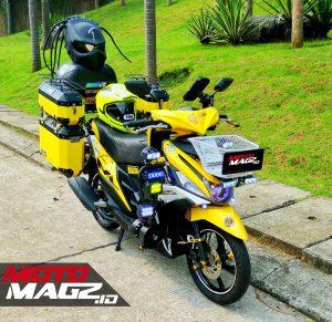 Kumpulan Foto Modifikasi Yamaha Mio m3