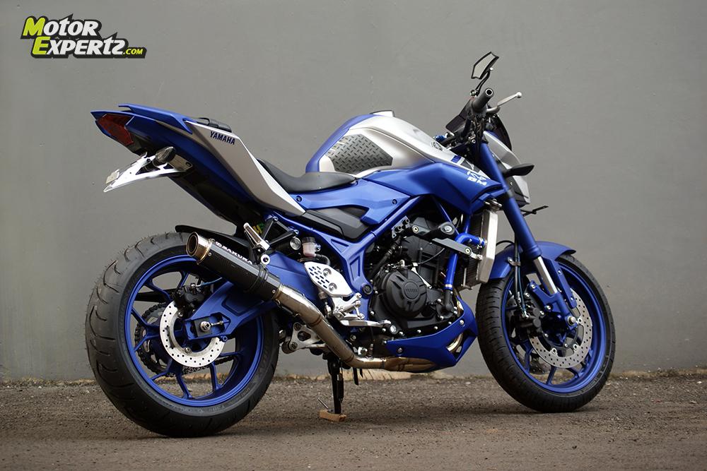 4 Ide Dan Konsep Kumpulan Modifikasi Yamaha Mt 25 Terbaru