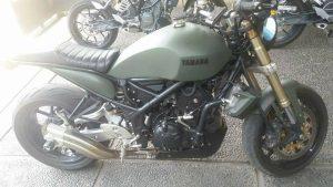 Modifikasi Yamaha MT 25 Klasik Simpel 4