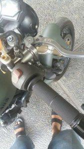 Modifikasi Yamaha MT 25 Klasik Simpel 5