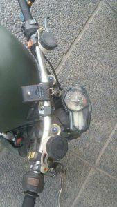 Modifikasi Yamaha MT 25 Klasik Simpel 7
