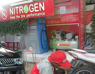 Bahaya Mencampur Angin Ban Nitrogen dengan Udara Biasa