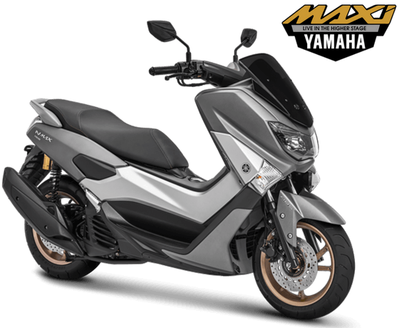 Warna Yamaha Nmax 2018 Abu abu