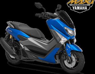 Warna Yamaha Nmax 2018 Biru