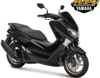 Warna Yamaha Nmax 2018 Hitam