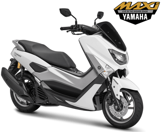 Warna Yamaha Nmax 2018 Putih