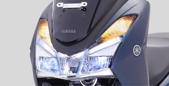 Lampu Hazard Yamaha Lexi