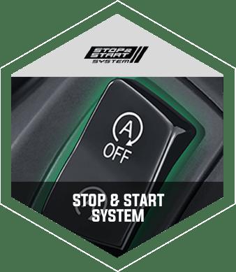 STOP & START SYSTEM Yamaha Lexi