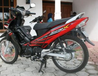 Supra X 125