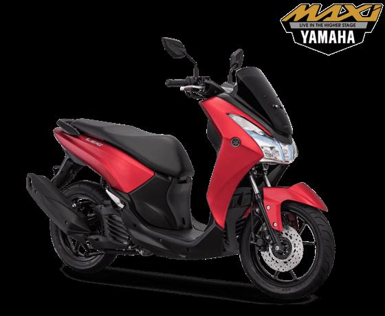 Yamaha Lexi Standar Merah 2018