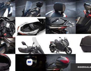 Aksesoris Yamaha Xmax 250