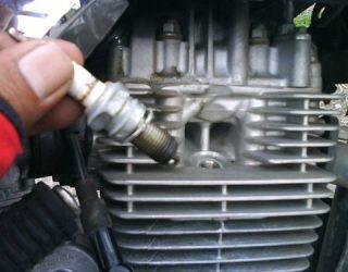 Busi Motor