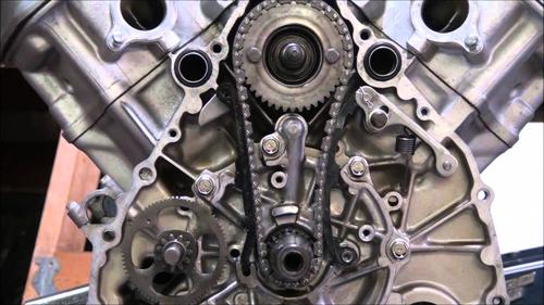 Rantai Keteng Motor
