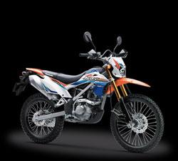 Kawasaki KLX150BF SE EXTREME