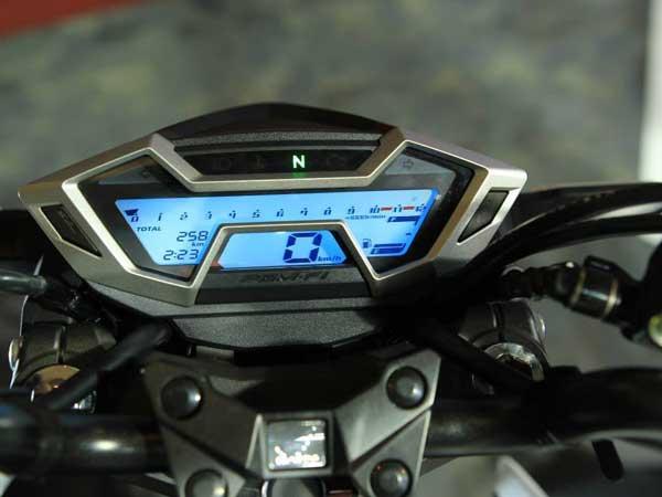 Speedometer All New Memajukan Odometer Digital