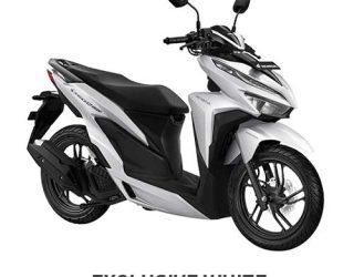 All New Vario 150 Exclusive White Putih 2018