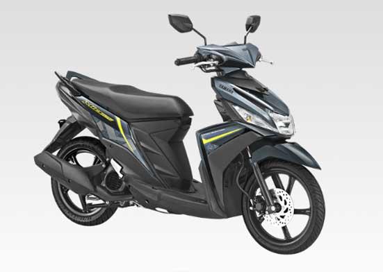 Yamaha-Mio-M3-125-tahun-2018-Amazing-black