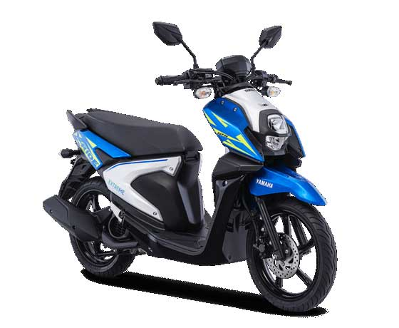 All-New-X-Ride-125-2018-Biru