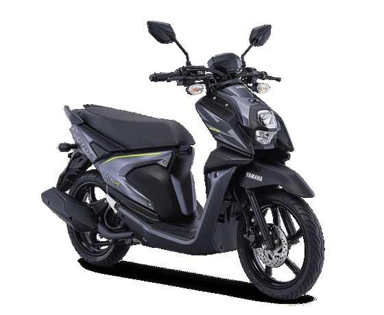 All-New-X-Ride-125-2018-Hitam