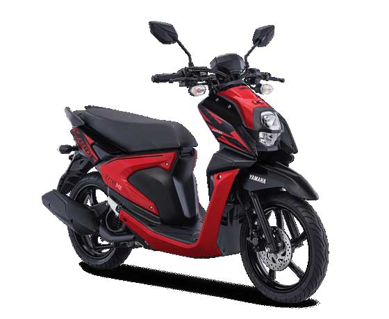 All-New-X-Ride-125-2018-Merah
