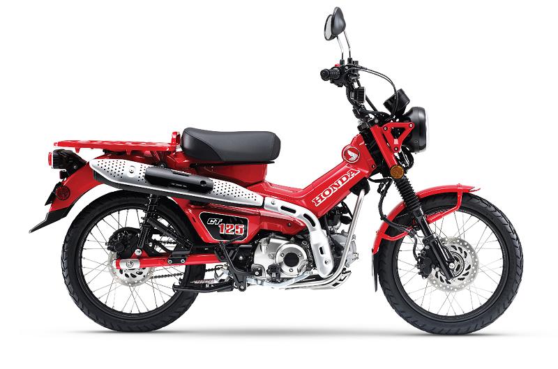 22 Motor Honda Terbaru Matic Sport Dan Bebek Tahun 2020